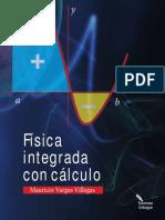 Física Integrada Con Cálculo Mauricio Vargas Villegas