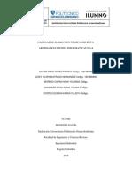 Proyecto Programacion Estocastica Primera Entrega Grupal