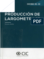 Battle, Nicolas - Produccion de Largometrajes