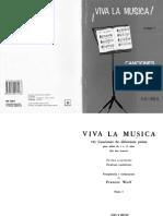 Wolf Frances - Viva La Musica - Canciones Infantiles