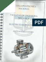 SantoAlexanderCuaderno de Electricidad