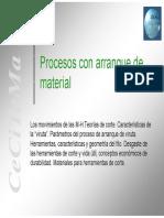 4Tec Procesamiento Con Arranque de Material