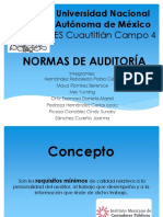 Tema 3 Normas de Auditoria