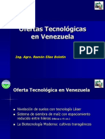 Ofertas tecnológicas en Venezuela