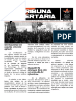 Tribuna libertaria nº6