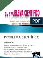 El problema Científico by