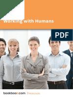 Working With Humans en Españo
