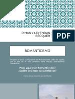 Subunidad 1 - Lectura Bécquer - 1. Contextualización