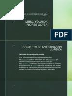 TIPOS DE INVESTIGACIÓN METODOLÓGICA