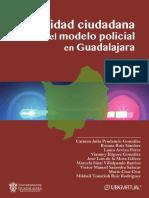 Seg Ciudadana y El Modelo Policial en Guadalajara Prudencio