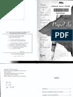 1983b - O papel da memória.pdf