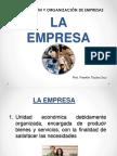 Clase 02 La Empresa
