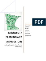 minnesota farming and agriculture project