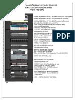 Layout Gabinete Comunicaciones Vista Frontal Propuesta 090817