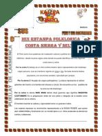 Reseña Mix Costa Sierra y Selva Colegio Upt