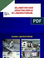 k3 Di Laboratorium