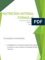 Nutricion Enteral Formulas Expo