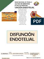Disfuncion endotelial