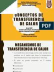 Conceptos de Transferencia de Calor