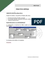 Practica 02-Creando La Bd