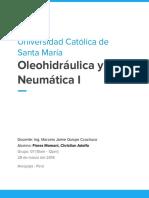 Lab. 1 - Oleohidráulica y Neumática I