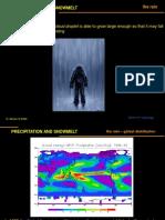 Lecture 1 - Precipitation and Snowmelt- Precipitation and Snowmelt.ppt