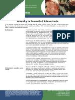 Jamon y La Inocuidad Alimentaria