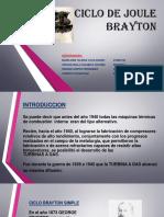 Ciclo de Joule Bryton