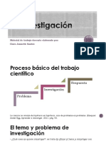 Pasos de La Investigacion. Organizacion Del Trabajo de Investigacion (2)