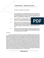 Ley de Desarrollo y Protección 2014