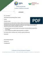 Papel Membretado Escuela Biologia DARWIN ORTIZ