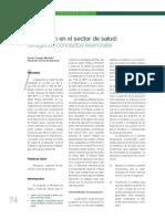 Planeacion en El Sector Salud