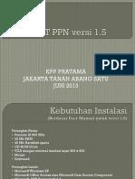 Bahan Presentasi E-SPT PPN v 1.5