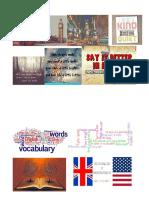 Dibujos de Ingles y Literatura