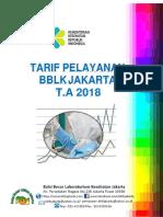 Tarif Pelayanan BBLK Jakarta