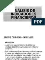 Indicadores Financieros Clase amaericana