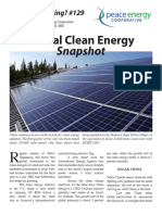Watt's#129 Global Clean Energy Snapshot