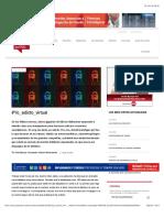 #Yo_adicto_virtual Revista Qué Pasa