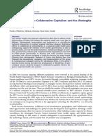 Ambiguous Capture- Collaborative Capitalism and the Meningitis Vaccine Project