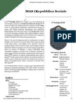 Xª Flottiglia MAS (Repubblica Sociale Italiana) - Wikipedia