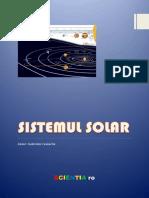 Despre Sistemul Solar