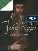 Jane Dawson-John Knox-Yale University Press (2015)