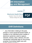 Ch07-Electronic Health Records