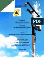 Proyecto Instalaciones Eléctricas