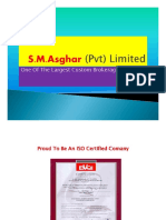 S.M.ASGHAR PVT LTD