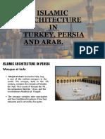 Islamic Arch Persian