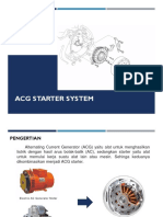 ACG Starter System