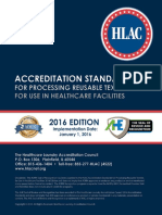 HLAC Acreditation Standards