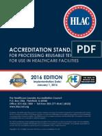 HLAC Acreditation Standards