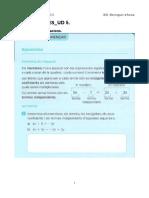 Dossier 3r PMAR. MAT_UD 5. Sistemes d'Equacions